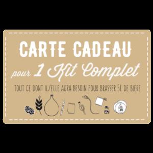 carte-cadeau-kits- brassage amateur mon kit a biere